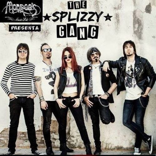 The Splizzy  Gang - The Splizzy Gang